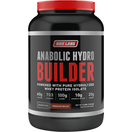 Hydro builder with tribulus